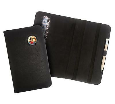Leather Golf Scorecard Holder - El Bandito