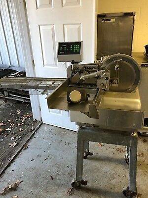 FOR PARTS - Bizerba Automatic Meat/Cheese/Bread Slicer A330 FB2