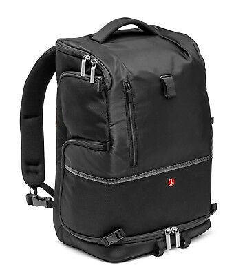 New Manfrotto MB MA-BP-TL Advanced Tri Backpack Large for Cameras/DSLR RRP £135!