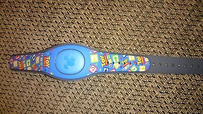 Disney limited edition Toy Story Land magic band, NEW, exclusive to UK/Ireland