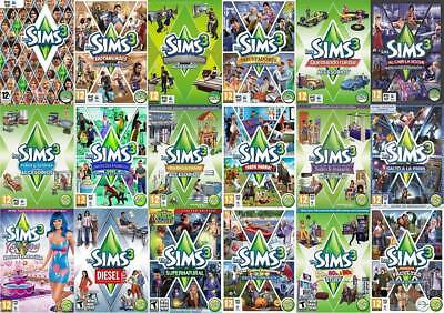 The Sims 3 Full Collection [Pc]