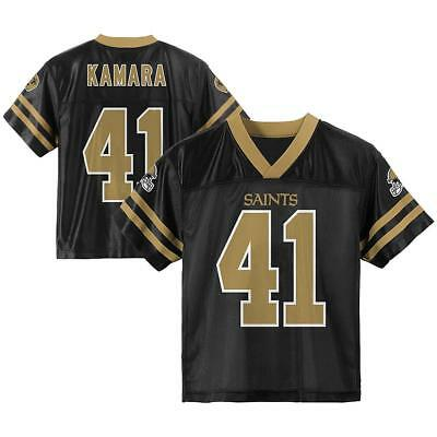 NFL New Orleans Saints Alvin Kamara  41 Youth Performance Jersey 0f662d1f0