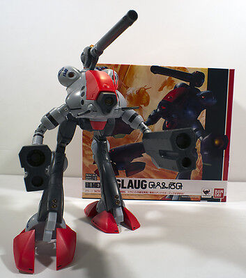Macross Glaug by Bandai Hi-Metal R Brand New in sealed box on hand in USA