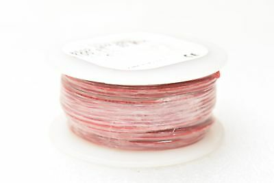 Belden 8502-002 Red PVC Hook-Up Wire 20AWG 100ft