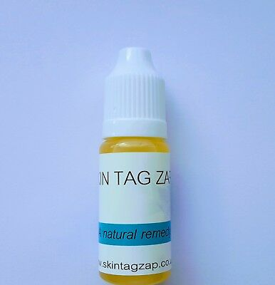 Skin Tag Remover - removing skin tags naturally. 1x10ml. Buy One Get One Free.