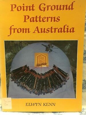 Point Ground Patterns From Australia  by Elwyn Kenn