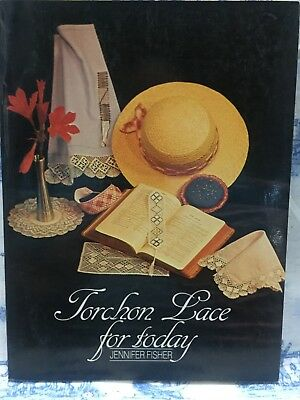 Torchon Lace for Today by Jennifer Fisher