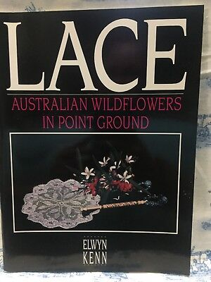 Lace: Australian Wildflowers in Point Ground