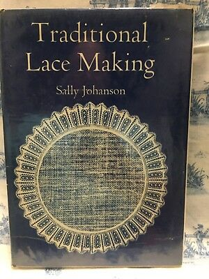 Traditional Lace Making by Sally Johanson