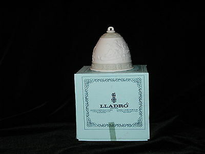 1988 Lladro porcelain bell new opened box