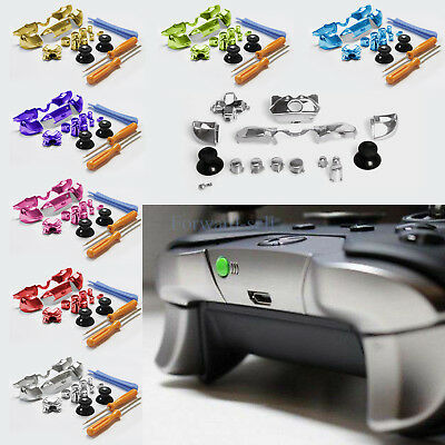1 Set Customized Replacement Bumper/Trigger Button Fit XBOX One Elite Controller