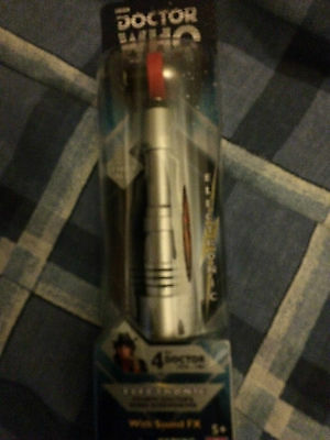 Doctor  who 4th doctor tom baker   sonic screwdriver
