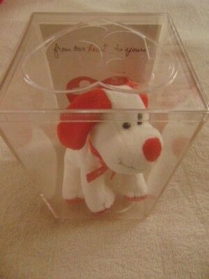 Ty Beanie Babies Heartbeat Mint Condition In Ty Case,Valentine's Day Heartbeat