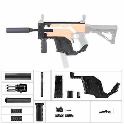 Worker Mod DIY Imitation Kits kriss Vector Combo 11 Items for Nerf Stryfe Toy