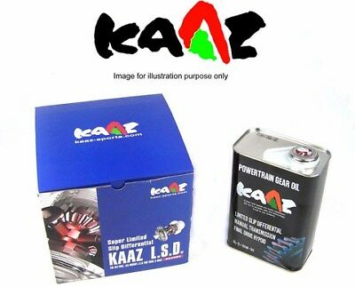 KAAZ LSD Rear 1.5 Way - fits Subaru Impreza GC8 GDA R160