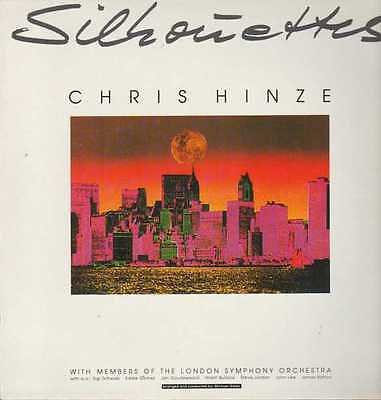Lp Nl**chris Hinze - Silhouettes (Keytone Records '90)***4604