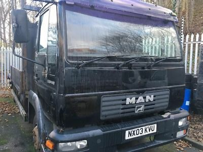 Man Recovery Truck 7.5 Tonne