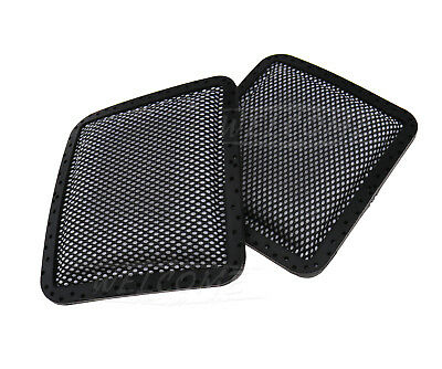 Pair of Plastic Washable Padded Filters Caps Set Fits For Gtech AR01 AR02 DM001