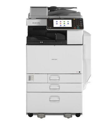 Ricoh MP C3502 Color Laser Multifunction Printer Copier