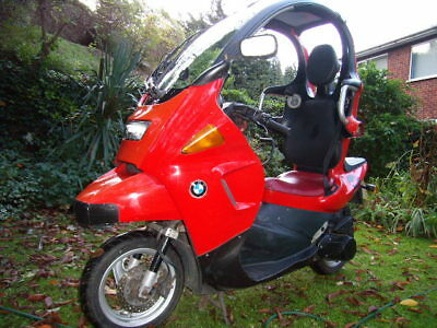 Bmw C1 125 Scooter Good Condition 760 00 Picclick Uk