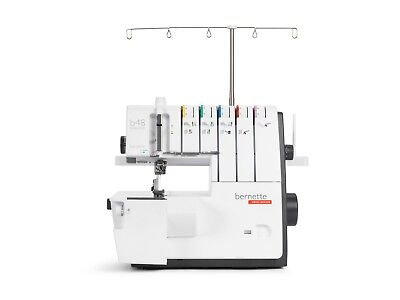 Bernina Bernette B48 Chainstitch, Coverstitch & Overlocker Serger Sewing Machine