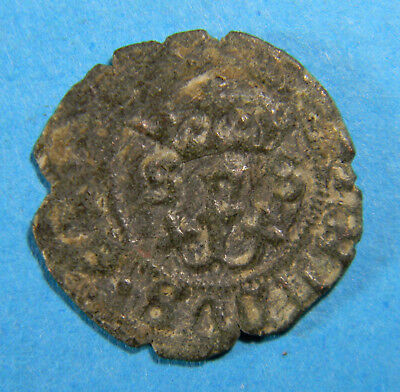 Spain 1497-1566 S  Blanca - Fernando and Isabel coin  (0685)