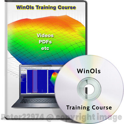 WinOLS Training Course DVD - Videos and PDFs