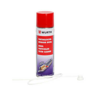 Wurth Diesel Particulate Filter Cleaner 400ml