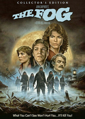 The Fog (1980 Adrienne Barbeau) (John Carpenter's) (Collectors Edition) DVD NEW