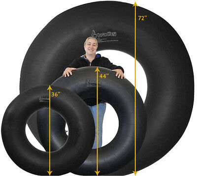 Bradley Truck Tire Snow Tube River Rafting Float Inner Tubes