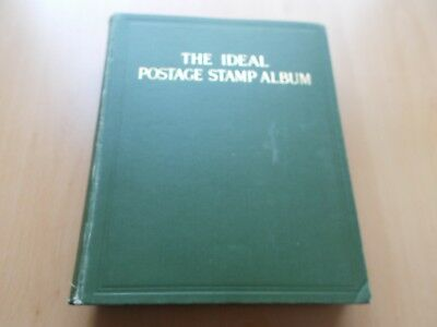 SG Ideal Postage Stamp Album Volume 1 - 8th edition. See pics below.
