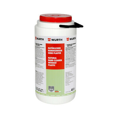 Wurth Natural Hand Cleaner 4ltr