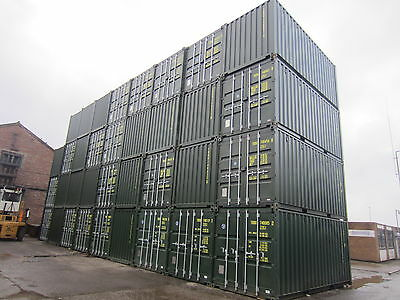 20Ft New  Shipping Containers For Sale