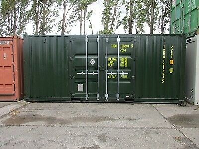 20Ft Sidedoor Shipping Container