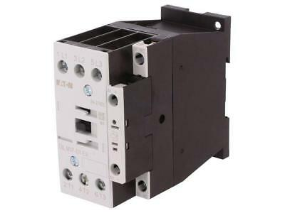 DILM17-01-24DC-E Contactor3-pole Auxiliary contacts NC 24VDC 17A NO x3
