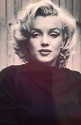 Marilyn Monroe Pose Jumper A4 Poster Picture Print A4 Wall Art
