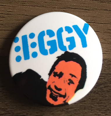 Iggy Pop  & The Stooges Button Badge -Punk Classic Rock  - Lust For Life 25Mm