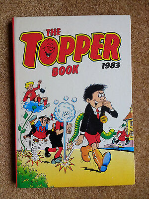 The Topper Book 1983. Annual. Good Condition. Price intact.