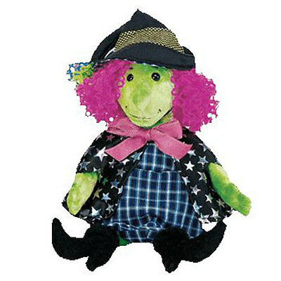 """Ty Beanie Baby """"Scary"""" The Witch - 2000 Style 4378 - With Tag ERRORS!"""