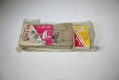Vintage Swingline #181 Staple Gun / Tacker W/ Staples NEW NOS