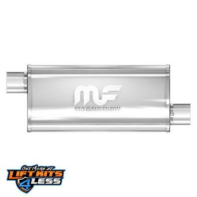 MagnaFlow 14236 Stainless Steel Muffler for 1997-2000 BMW 528i Gas
