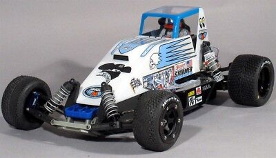 SPRINT BODY - MERCER SPRINT complete package body-wing