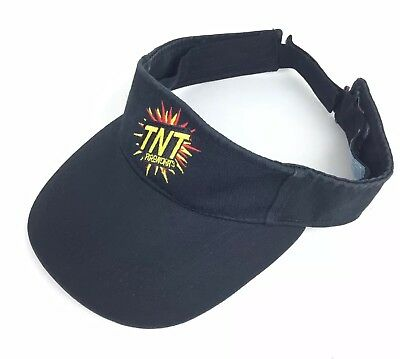 bbb887c8 TNT Fireworks Embroidered Sun Visor Hat Cap Ajd Adult Size Cotton American  Flag