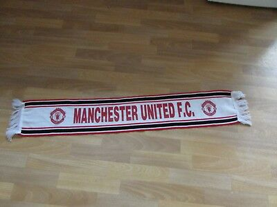 Original Early Style Official Manchester United fc FOOTBALL Scarf