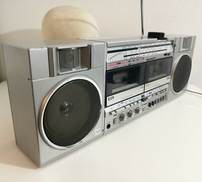 Sharp GF - 500H Ghettoblaster