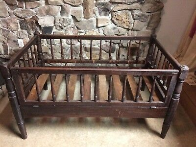 Antique Small Bed