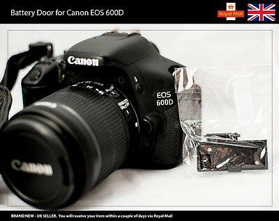 Battery Door / Cover / Lid for Canon EOS 600D