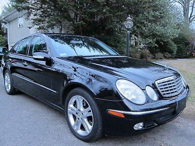 2005 Mercedes-Benz E-Class 4Matic Mercedes Benz E500 4Matic 2005 LOW MILEAGE!  1 owner  IMMACULATE!!