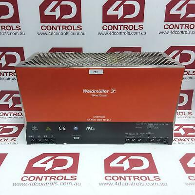 Weidmuller 8708710000 Power Supply - Used