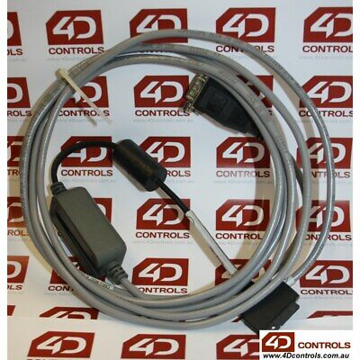 Allen Bradley 1784-PCM5 Communication Cable - Used - Series A